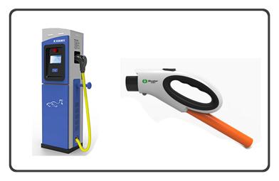 9万个,这巨大的差值展示了电动汽车充电桩市场的巨大潜力.