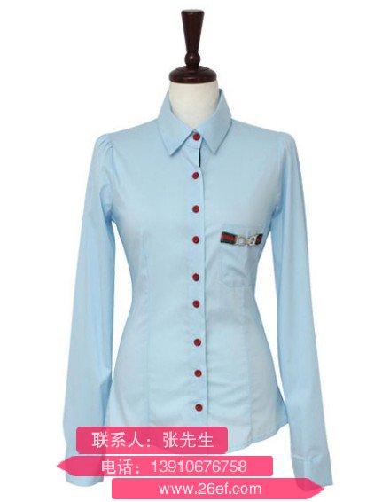 海北藏族哪有职业装女士衬衫专卖店