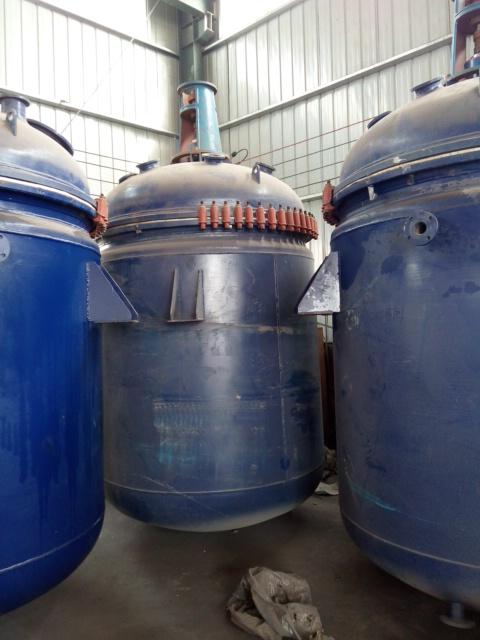 巴彦淖尔二手工业发酵罐