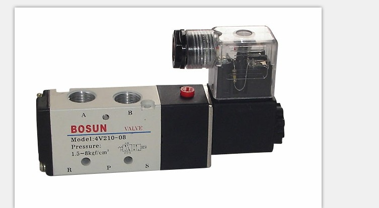 4v210-08 电磁阀图片