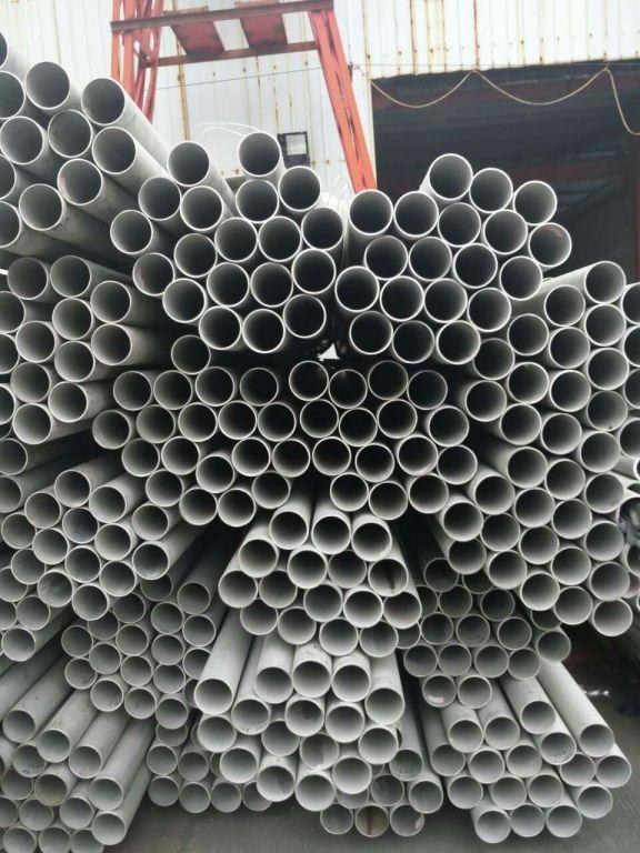 316L不锈钢管133*85流体管-信阳