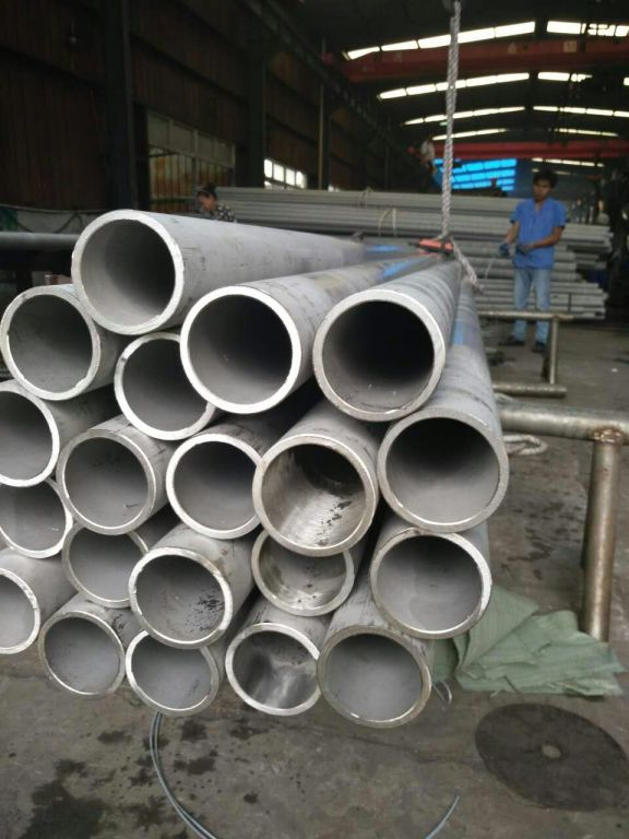 316L不锈钢管114*4流体管-营口