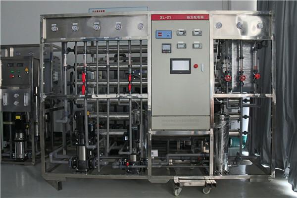扬州电路板清洗用水设备、芯片清洗专用超纯水设备