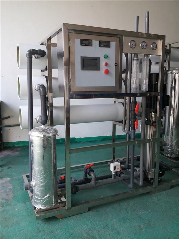 扬州照明行业生产用的纯水设备、LED纯化水设备