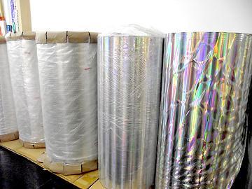光银转移膜 金德利热转印包装膜