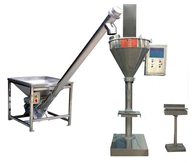 药粉面粉自动定量粉末包装机