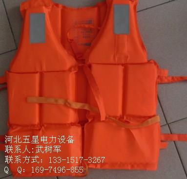 防汛救生衣的使用方法救生衣的材质规格