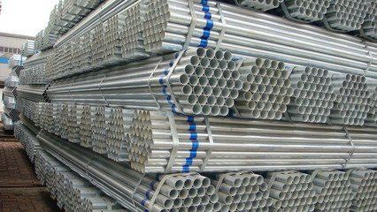 宁南县Q235大棚钢管厂家