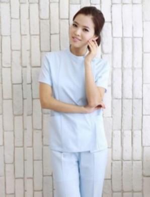 武汉牙科诊所护士服、长春护士服洗衣机洗