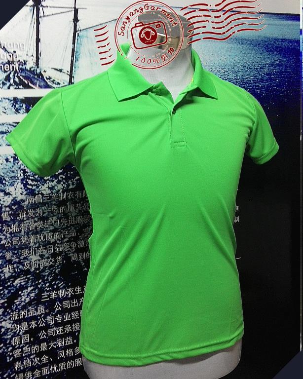 江西商务t恤文化衫定做polo工作衫印制logo文化衫