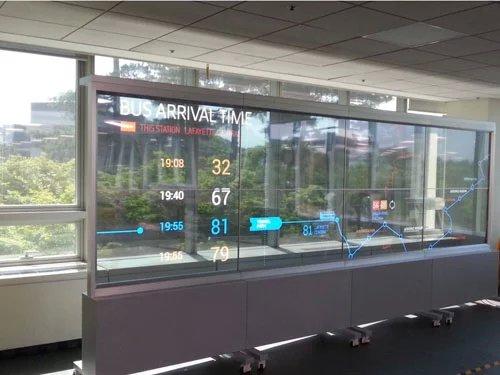 彩淵科技displaysky_透明液晶屏|透明顯示器|透明oled圖片