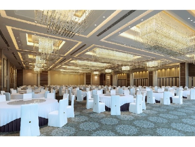 酒店宾馆装修、玖维装饰工程知名的餐厅装修设计公司