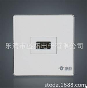 专业供应 ST-8601一位HDMI插座 品质保证