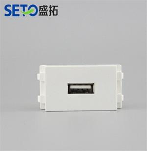 低价促销 ST-120-13 USB接口插 地插桌插配件 质量可靠