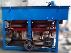 防城港锰矿水选磁选机、有色金属磁选机厂供应质量好的跳汰机