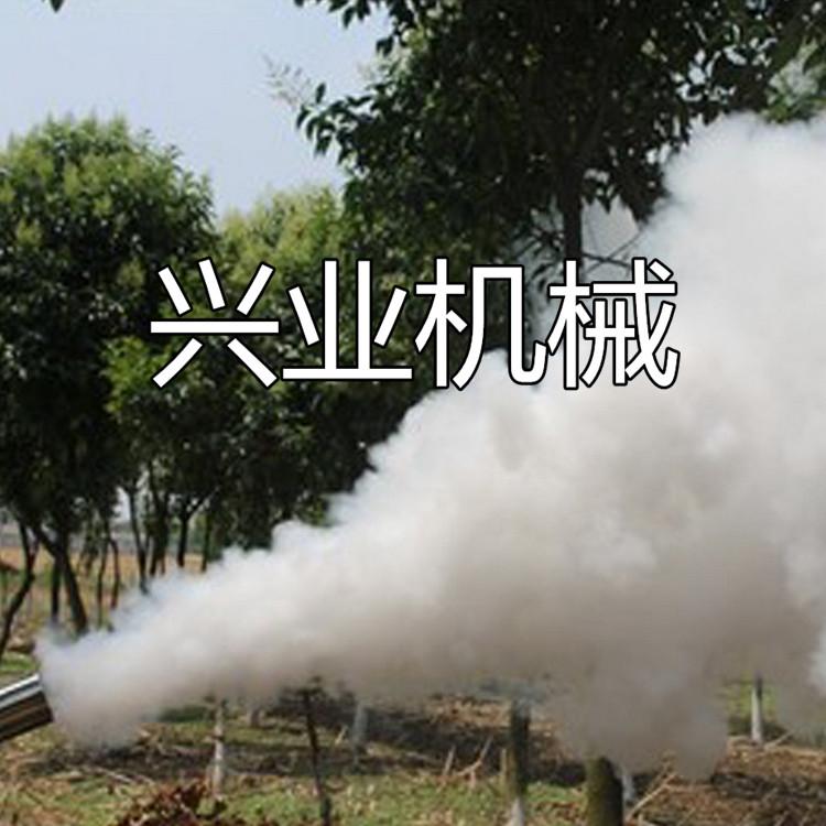 脉冲烟雾弥雾机大棚机械弥雾机远射程果树弥雾机