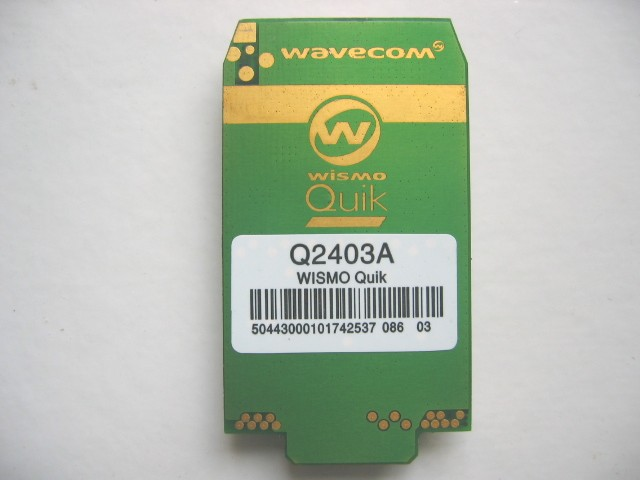 经典Q2403A Q24 Q2406A WAVECOM模块大量供应