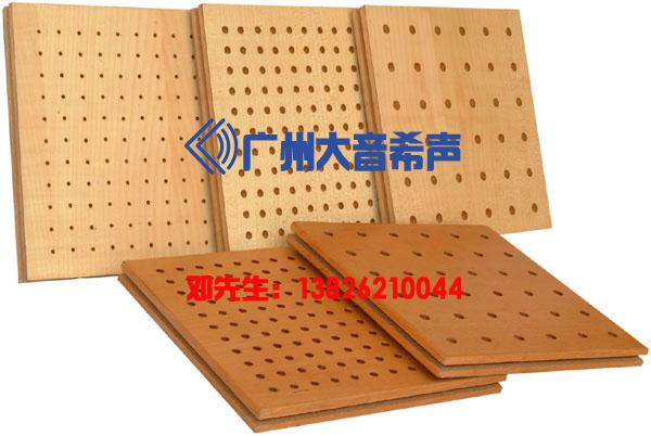 六安陶金木质槽条吸音板