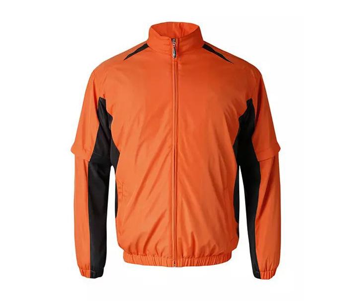 晴天雨服饰供应合理的高尔夫男士风衣、专业的高尔夫服装定制