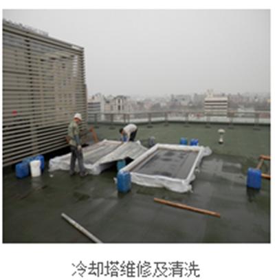 约克厂家学校冷却塔安装