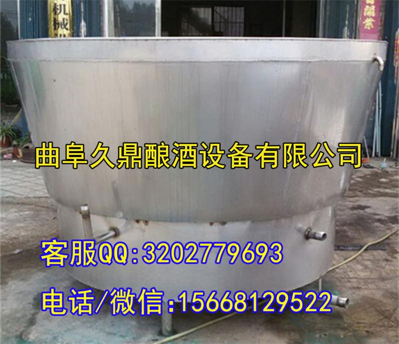 厦门100吨不锈钢立式白酒储存罐山东酿酒设备厂家