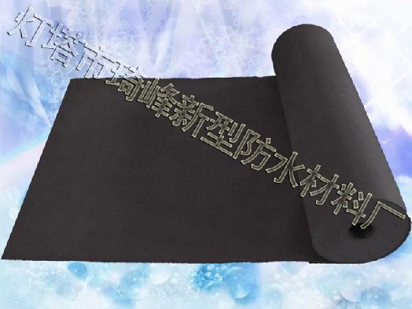 琦峰新型防水材料聚乙烯丙纶复合防水卷材您的不二选择:吉林新型防水材料