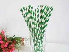 价位合理的外贸彩色双色五角星弯型环保创意艺术纸吸管、【荐】价位合理的纸吸管
