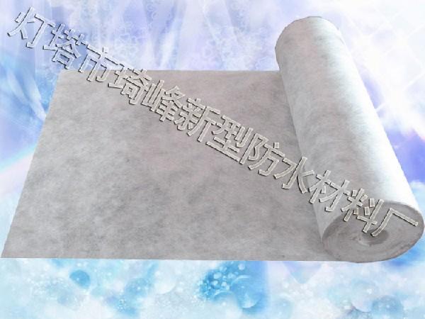 琦峰新型防水材料合理的聚乙烯丙纶复合防水卷材【供应】 黑龙江防水材料