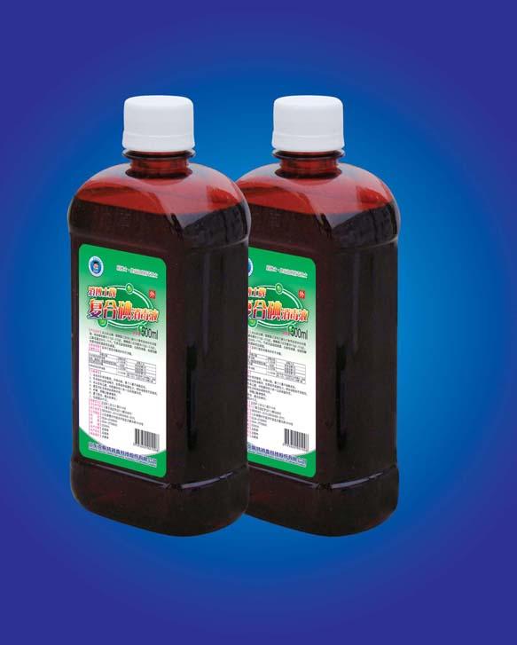 德城复合碘、专业的消博士牌复合碘消毒液德州提供