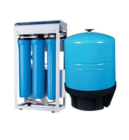 酒店净水器沁园QR-R5-08(B/C/D)商用纯水机反渗透五级自来水过滤器