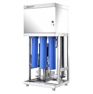 餐厅大型净水设备QS-RO-LP250沁园商用纯水机