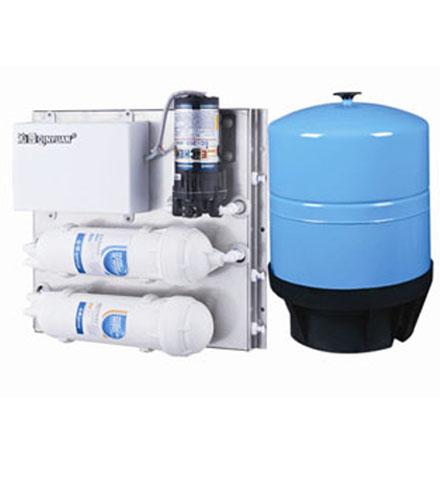 全自动净水器QR-BR-200沁园商用纯水机占地空间小、适用场所广