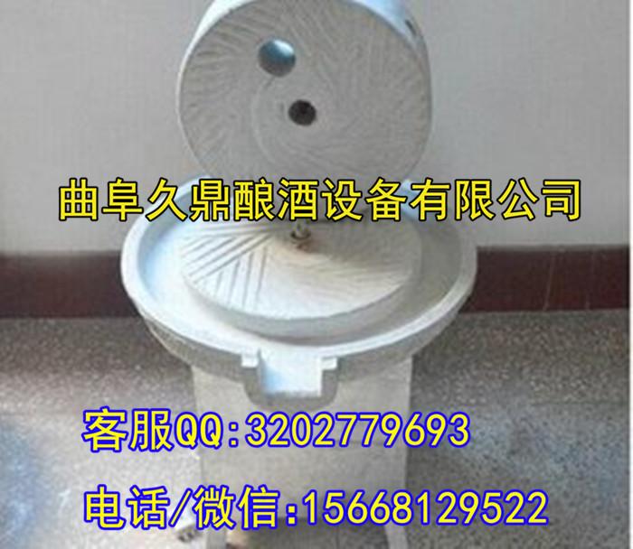中山电动石磨图片杂粮面粉石磨