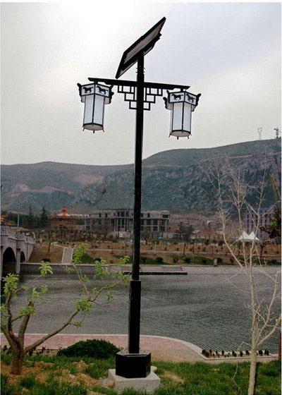 户外太阳能庭院灯  LED景观灯