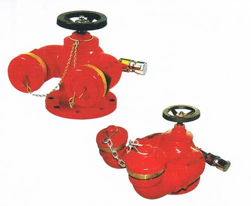 SQD新型消防水泵接合器