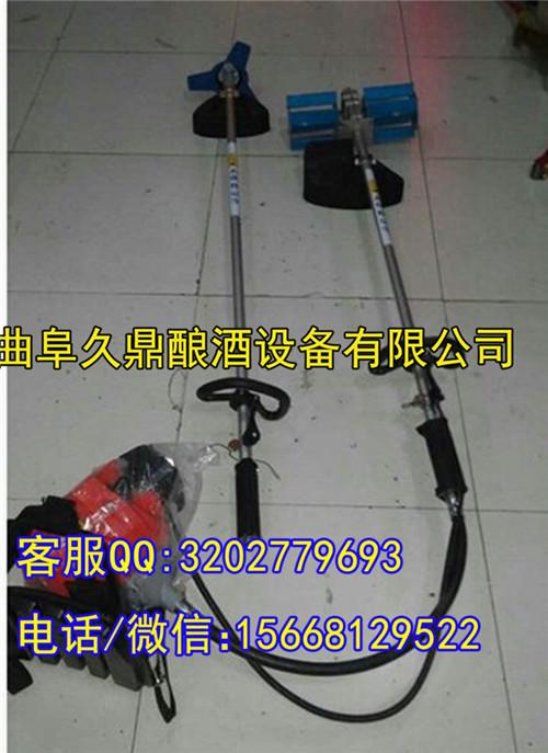 天津小型汽油割草机多功能除草割草机