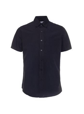 纯色大王衬衫 1CA01短袖衬衫 衬衫批发