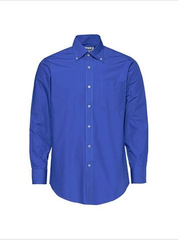 纯色大王衬衫 1CB01长袖衬衫 衬衫定制