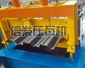 供应750楼承板设备生产厂家