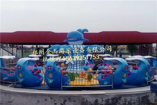 游乐设备激战鲨鱼岛 室外游乐设备激战鲨鱼岛 儿童游乐设备