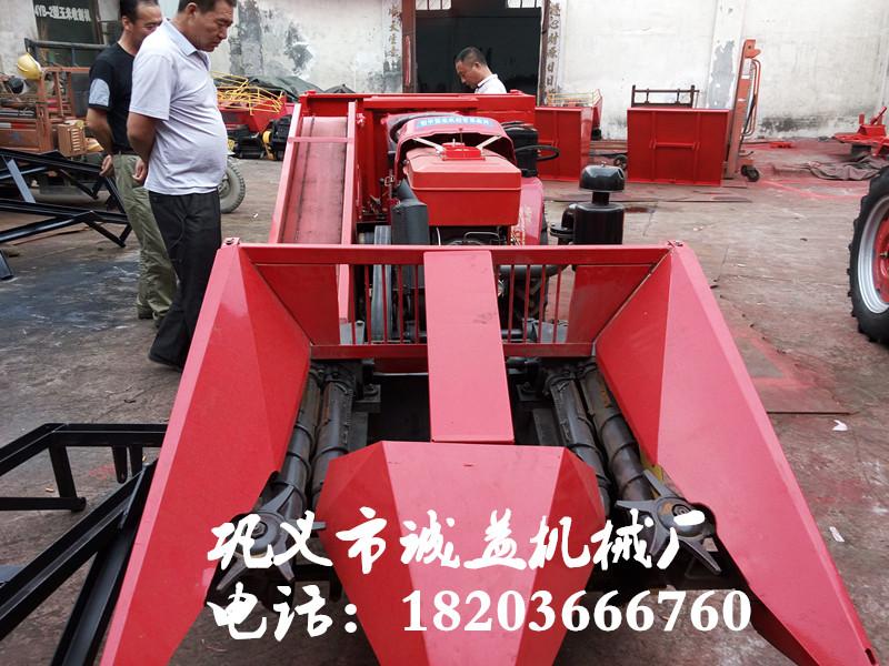 华坪县玉米收割机价格千金一诺的质量