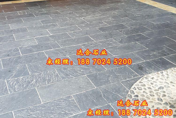 青石板生产、青石板、板岩厂家江西达合(图