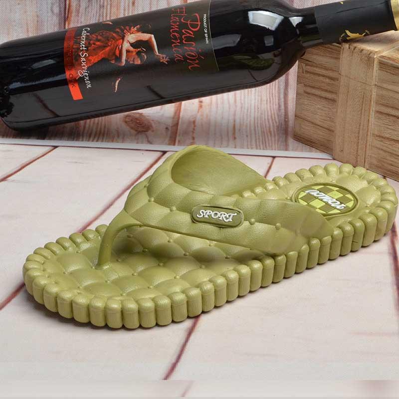 韩国PVC拖鞋批家居拖鞋男女居家情侣拖鞋夏季防滑浴室凉拖鞋