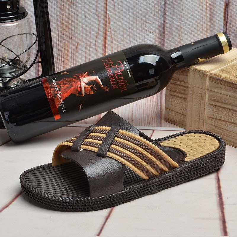 浴室拖鞋  夏季塑料拖鞋 女男 凉拖鞋 居家家居拖鞋防滑漏水拖鞋