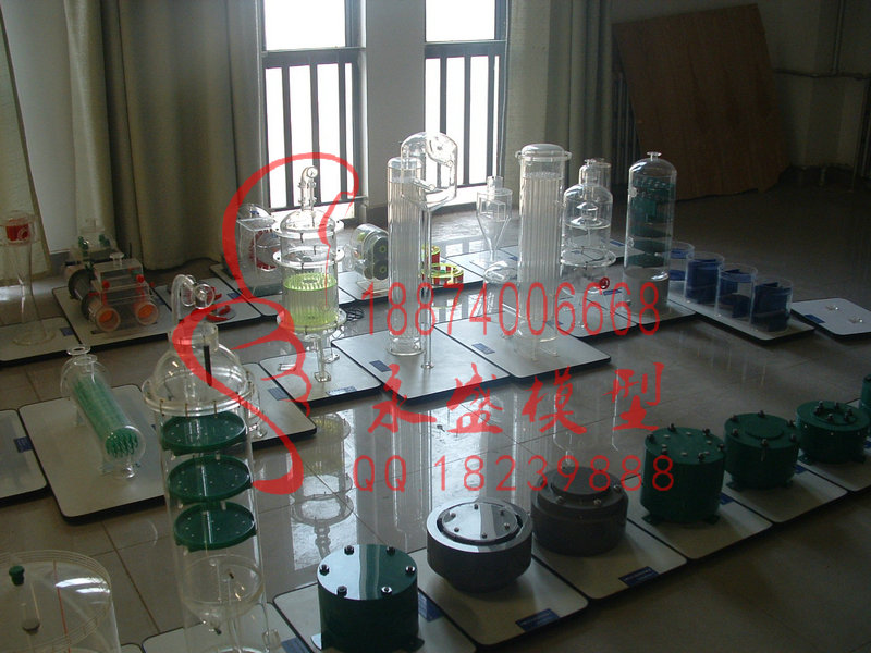 济南代理化工设备培训装置模型定制