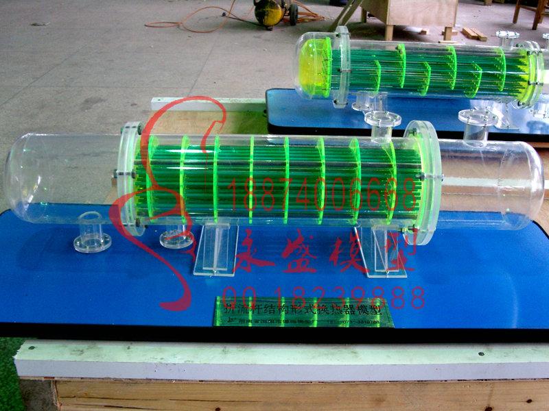 内蒙古加盟折流杆式换热器模型技术产地