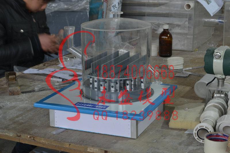 延安招商沸腾床干燥器展品模型生产厂家