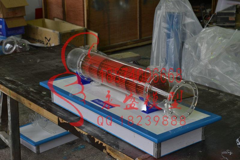 凭祥代理浮头式换热器拆装模型模型生产