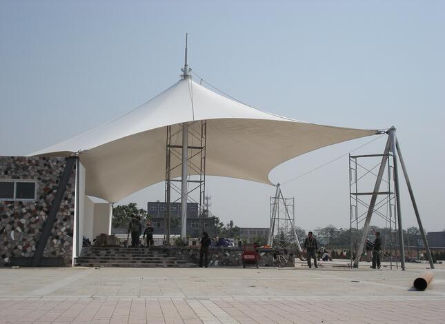 运城膜结构 山西运城膜结构价格 山西运城膜结构厂家