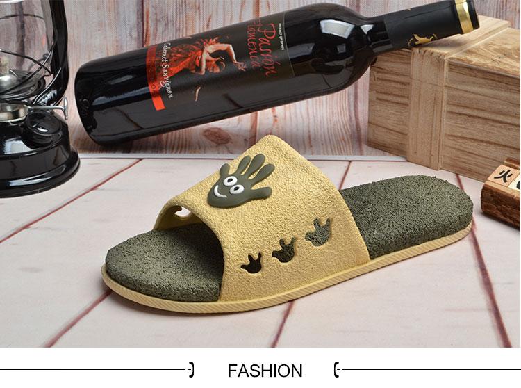 2016夏季新款拖鞋男士浴室防滑拖鞋家居拖鞋厂家直销批发